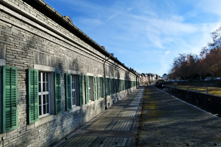 Bahnhof Enge / Bederstrasse