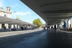 Bahnhofquai / Hauptbahnhof