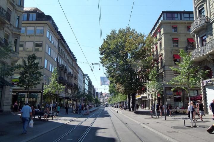 Bahnhofstrasse / Hauptbahnhof