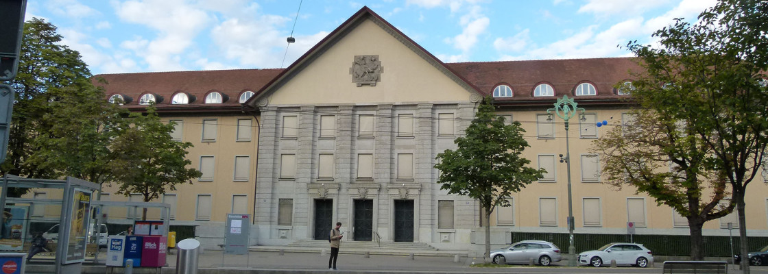Bezirksgebäude