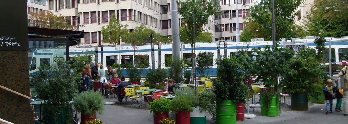 Kalkbreite / Bahnhof Wiedikon