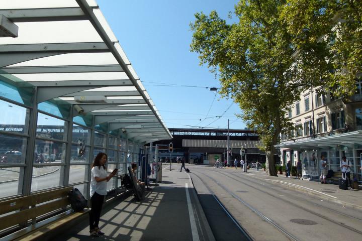 Sihlquai / Hauptbahnhof