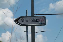 Strichplatz Depotweg