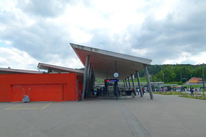 Bahnhof Stettbach