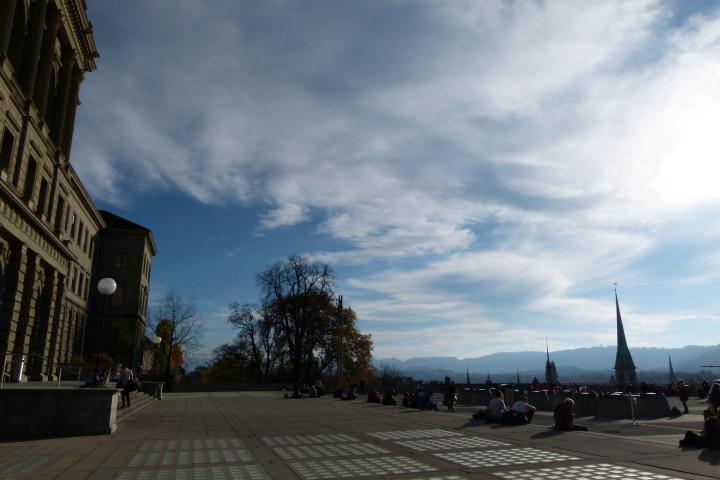 ETH / Universitätsspital