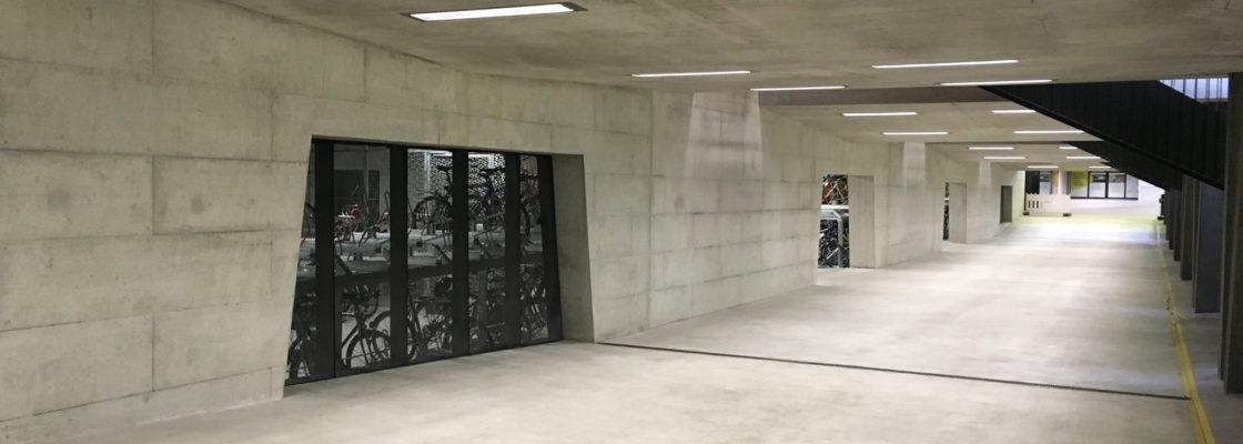 Bahnhof Oerlikon Velostation