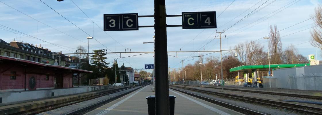 Bahnhof Wollishofen