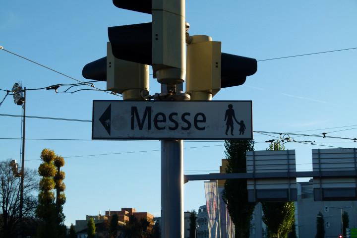 Messe / Hallenstadion