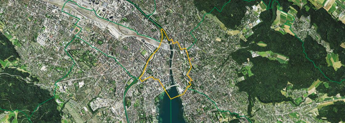 Kreis 1 Stadt Zürich