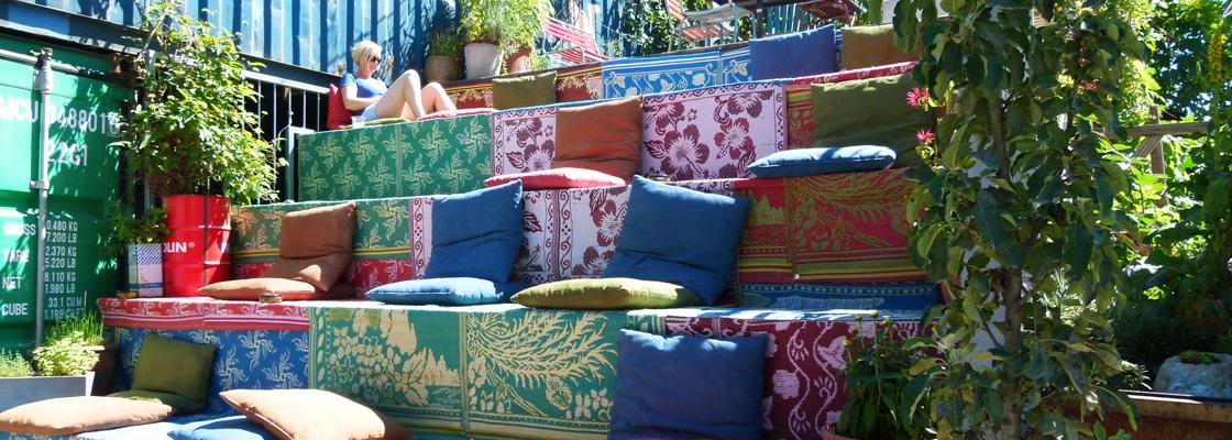 Frau Gerolds Garten - Lounge