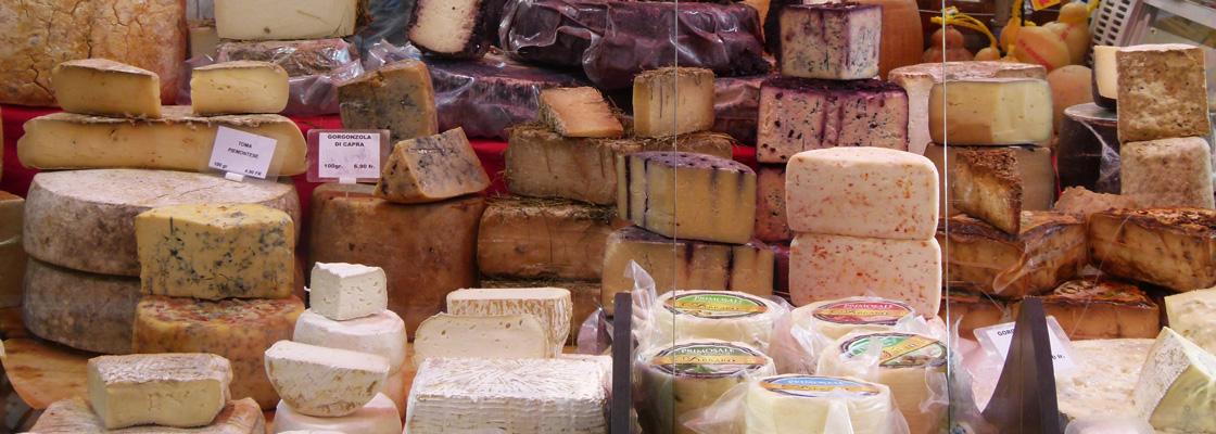Markt Oerlikon Käse