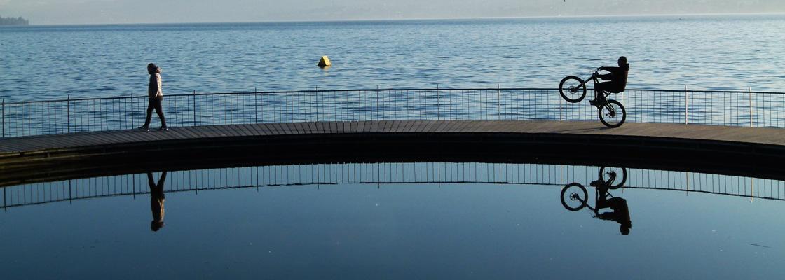 Strandbad Tiefenbrunnen Rondell