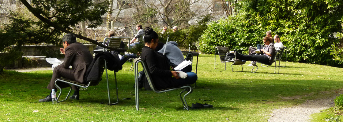 Alter Botanischer Garten Lesewiese
