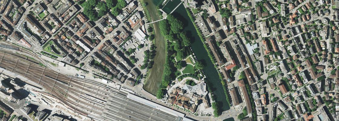 Platzspitz Karte