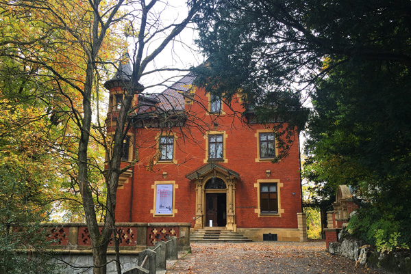Parkvilla Rieter - Museum Rietberg