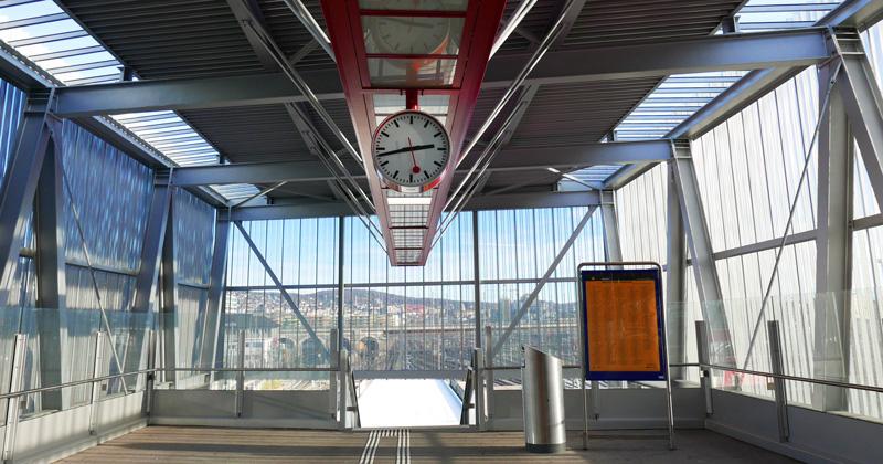 Bahnhof Hardbrücke