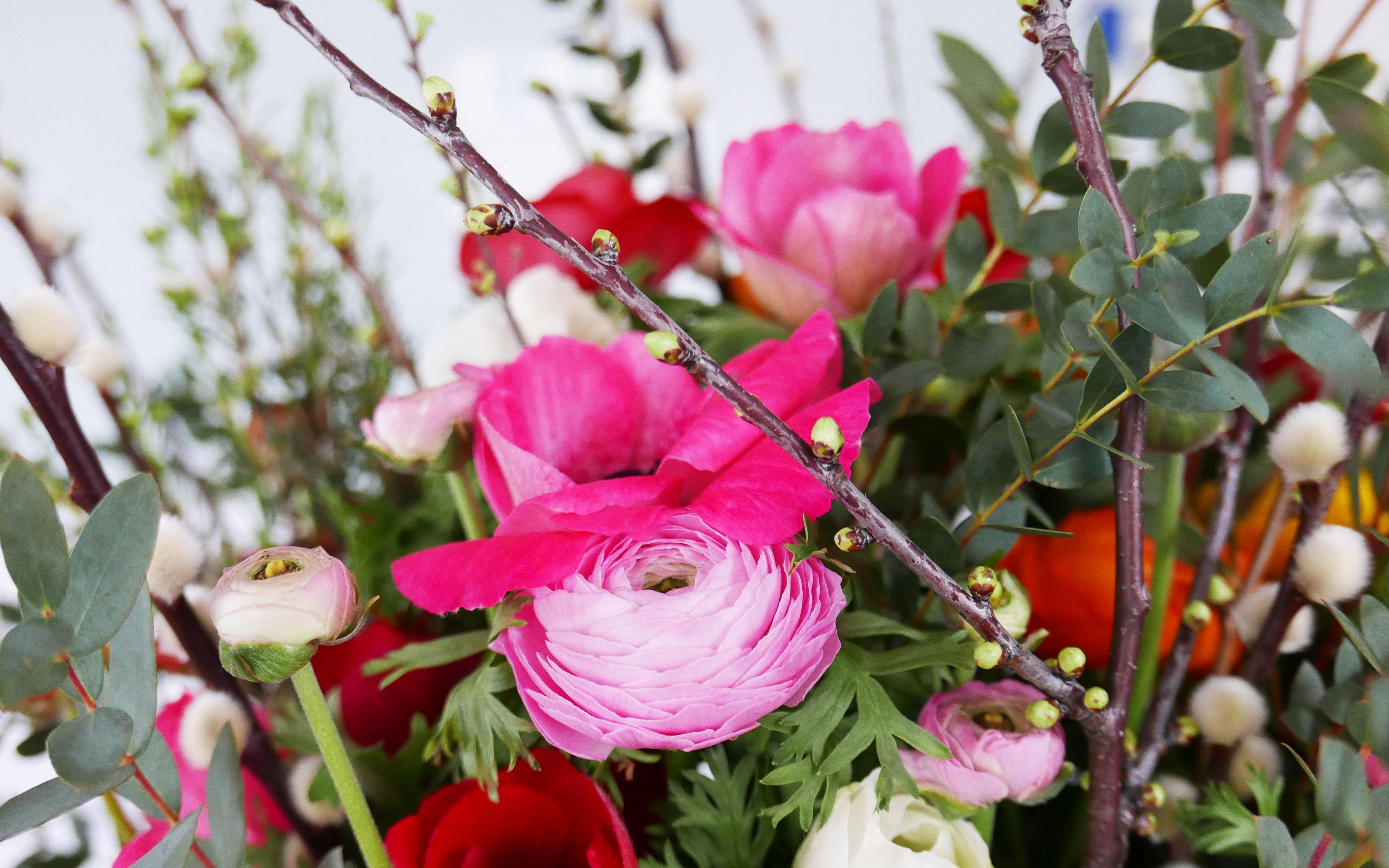 Blumenpost
